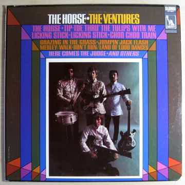 The Ventures - The Horse - 1968 Liberty LST-8057