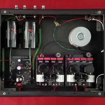 Triode Tube Buffer & 2nd Harmonics Generator
