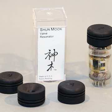 Shun Mook Audio Signal Tube Resonators -  enhance the p...