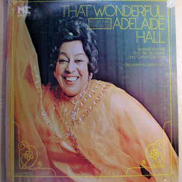 ADELAIDE HALL - THAT WONDERFUL ADELAIDE HALL - SEALED 1...
