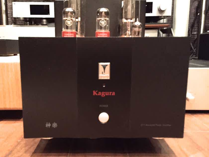 Kondo AudioNote Japan Kagura Mono Amps COST NO OBJECT REF !