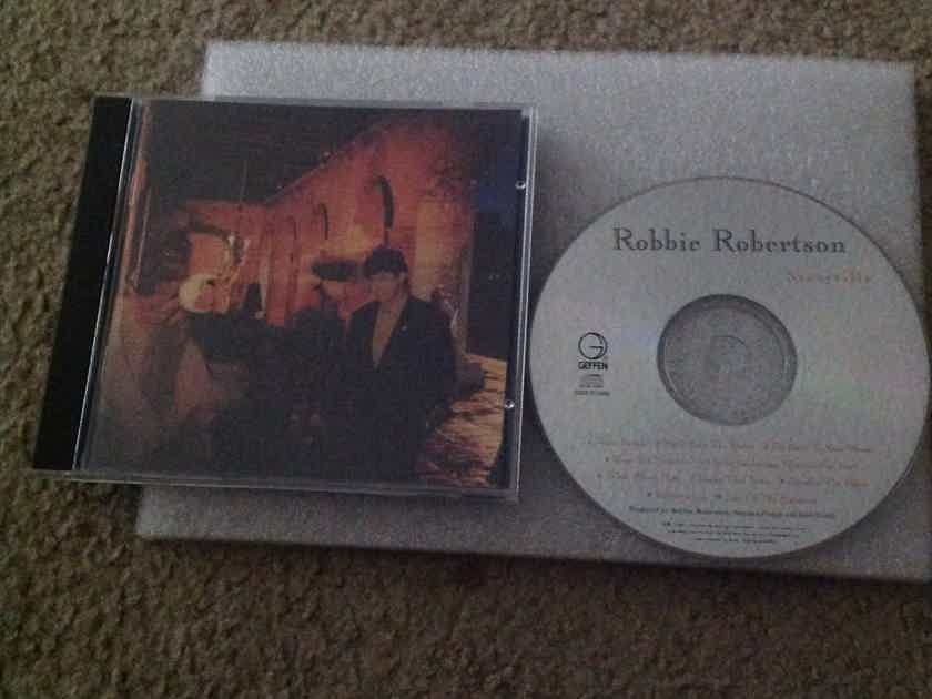 Robbie Robertson(The Band) - Storyville Geffen Records Compact Disc
