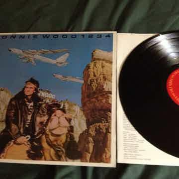 Ronnie Wood - 1234 Columbia Records Vinyl LP NM  Promo ...