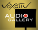 VOXATIV Audio Gallery / Berlin logo