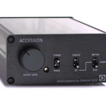 Accession C MC Phono Preamplifier