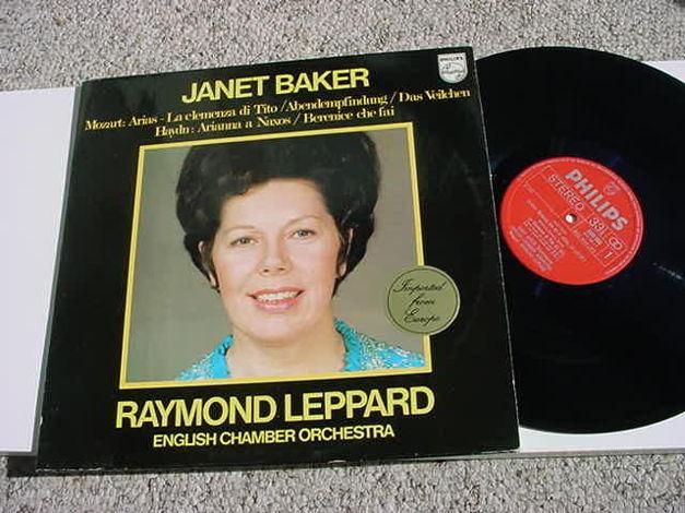 PHILIPS Classical Janet Baker Mozart