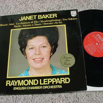 PHILIPS Classical Janet Baker Mozart Arias Haydn Ariann...