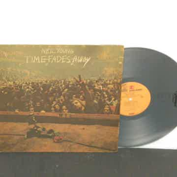 Time Fades Away Reprise Orig Pressing