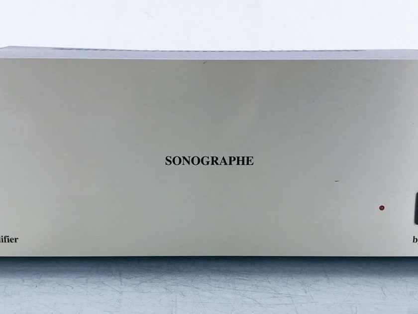 Conrad Johnson Sonographe SA250 Stereo Power Amplifier SA-250 (15758)