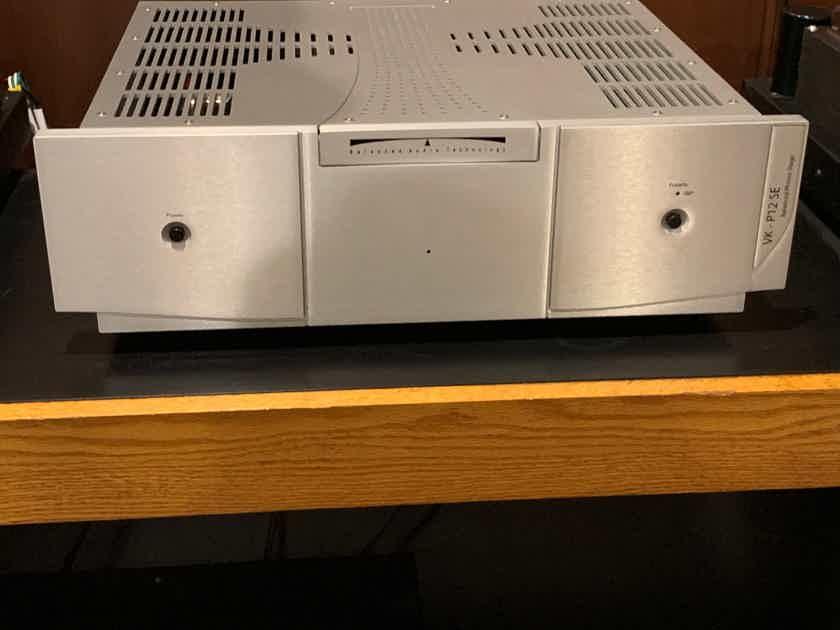 Balanced Audio Technology VK-P12SE / Balanced-Super Packed Phono Preamp