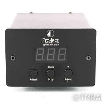 Speed Box SE II Turntable Speed Regulator