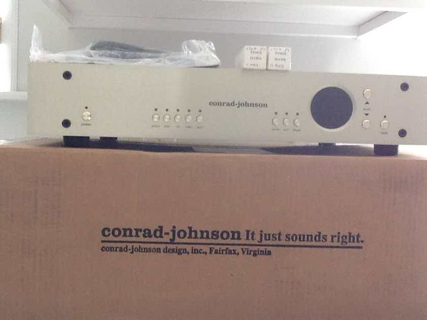 CONRAD JOHNSON PV-15 PREAMP SWEET SOUND WITH EXTRAS.  $1550 TO YOUR DOOR