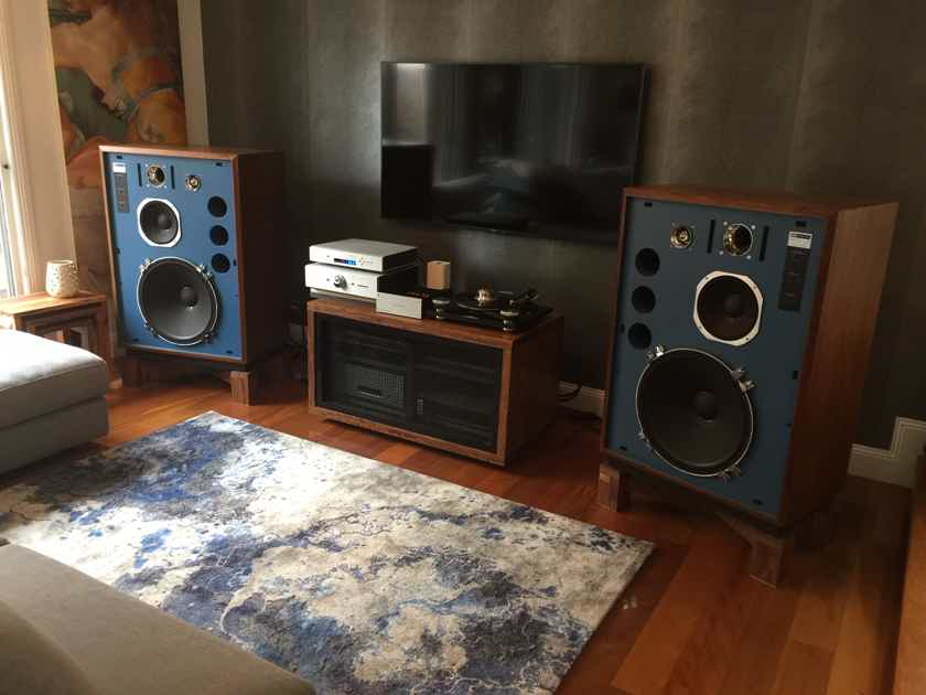 Kenrick Sound JBL 4345