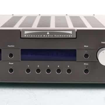 VK-50 Stereo Tube Preamplifier