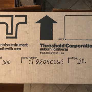 Threshold S/300