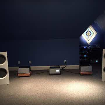 X4 System #4 - 2.2 system with SPATIAL DIPOLE speakers plus 2 subs