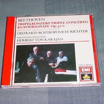 Tripelkonzert Triple concerto Klaviersonate