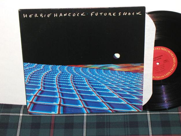 "Herbie Hancock         ""Future Shock"""