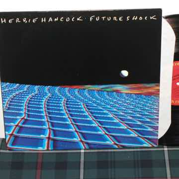 "Herbie Hancock         ""Future Shock"" - Columbia FC 388..."