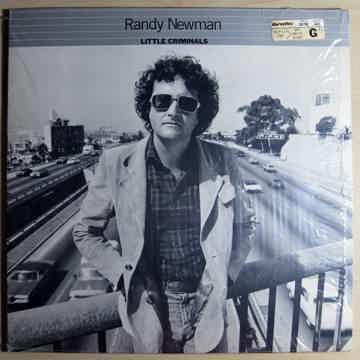 Randy Newman - Little Criminals - First Press 1977 Warn...