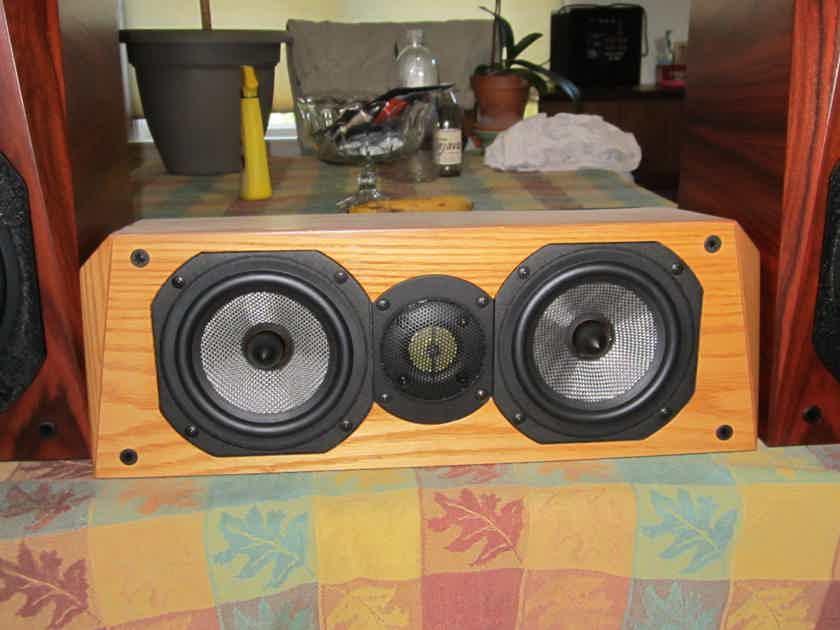 Legacy Audio Cinema HD Center Speaker In Medium Oak