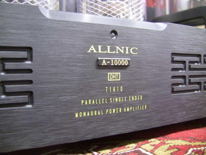 Allnic Audio A-10000 DHT Mono Amplifiers INSANE NEW PRICE!