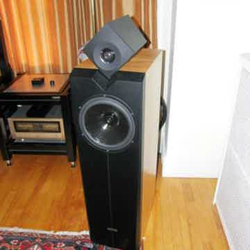 RIGHT SPEAKER, FRONT VIEW