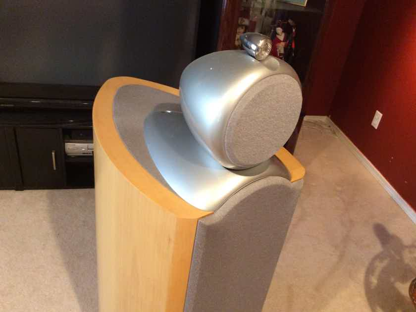 Kef 207 reference