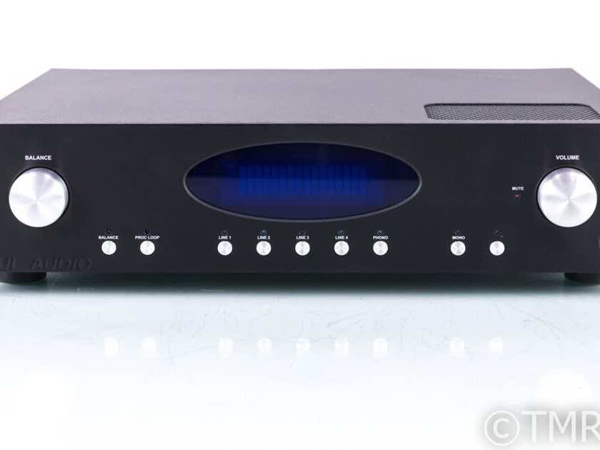 Rogue Audio RP-5 Stereo Tube Preamplifier; RP5; MM / MC Phono; Black; Remote (22919)