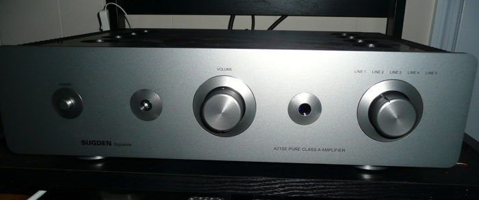 Sugden A21SE Signature Integrated Amplifier