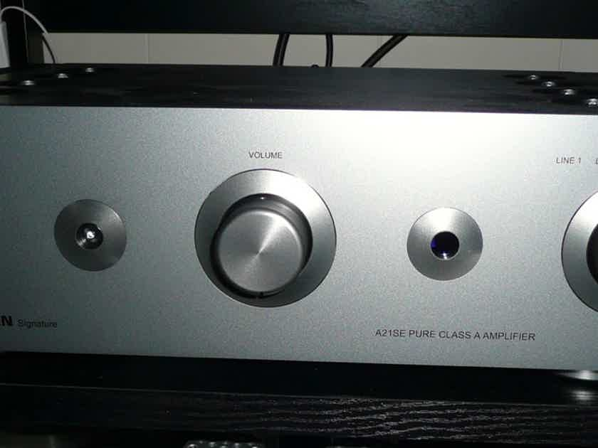 Sugden A21SE Signature Integrated Amplifier - Class A Power -  NO PayPal fee