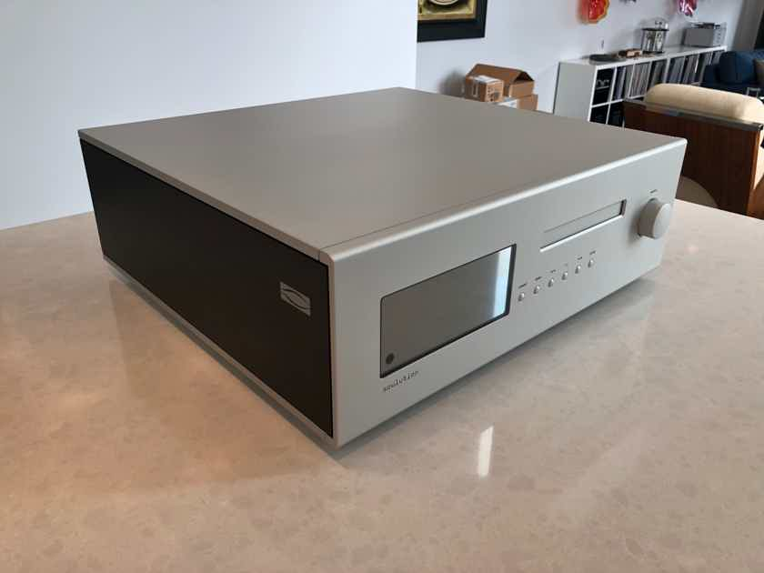 Soulution 746 Reference CD/SACD Player/DAC The last word  for CD and computer playback - Amazing Deal!