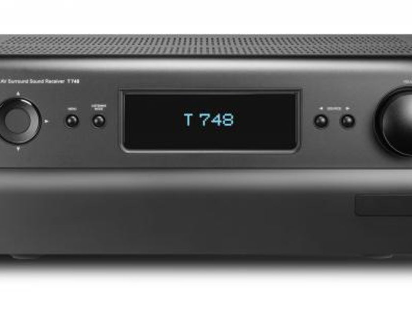 NAD T 748v2 AV Receiver 1/2 Price with Warranty and Free Shipping