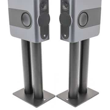 Three Powered Bookshelf Speakers