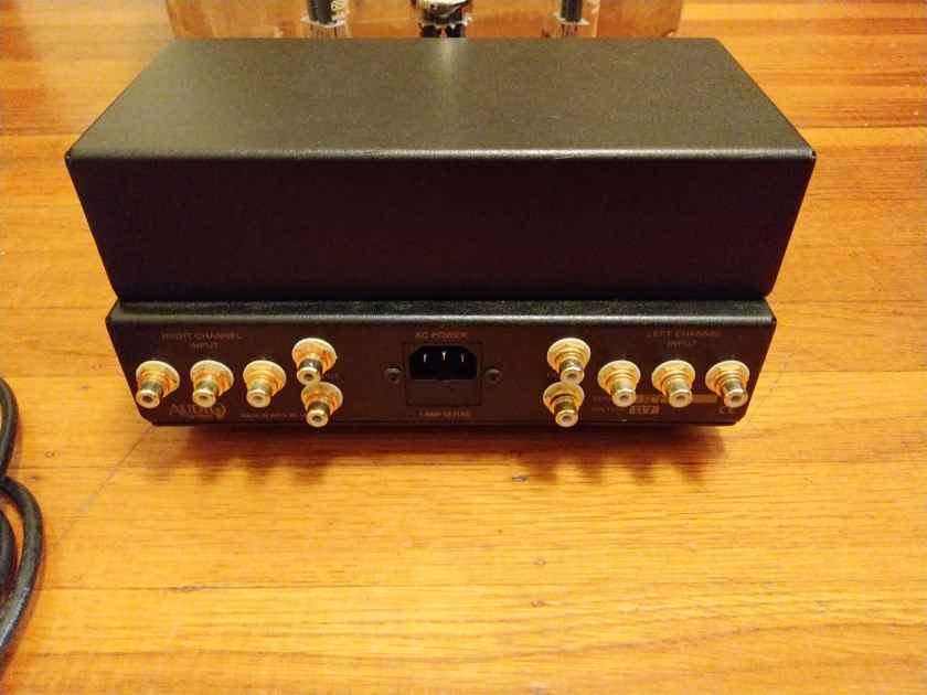 Cary AE3 MkII Tube Preamp (AES) with Remote in Box
