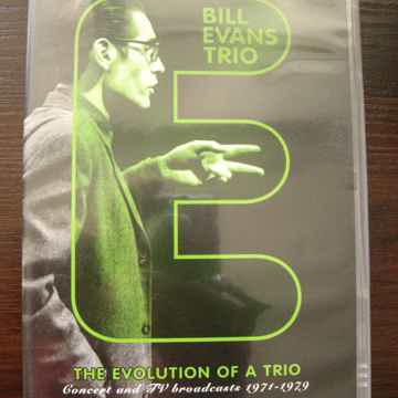 Bill Evans trio - The evolution of a trio DVD