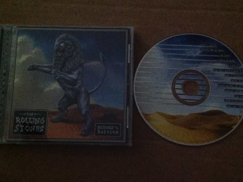 Rolling Stones - Bridges To Babylon Rolling Stones Records Compact Disc