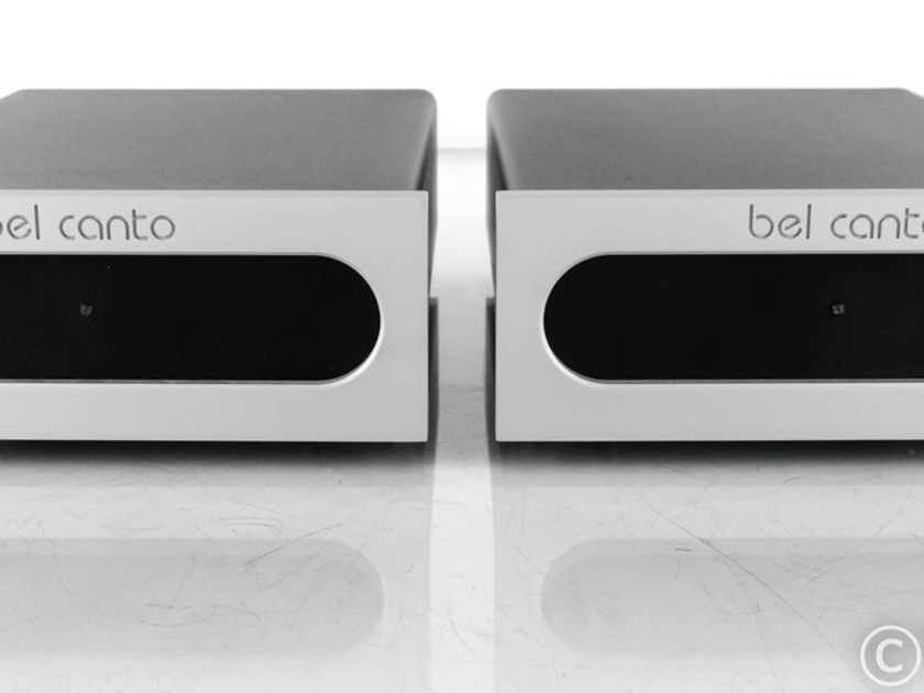 Bel Canto REF 1000 Mono Power Amplifier; Pair (21693)