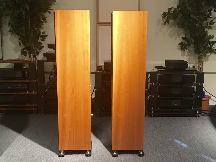 Neat Acoustics Momentum SX7i Rare Cherry!