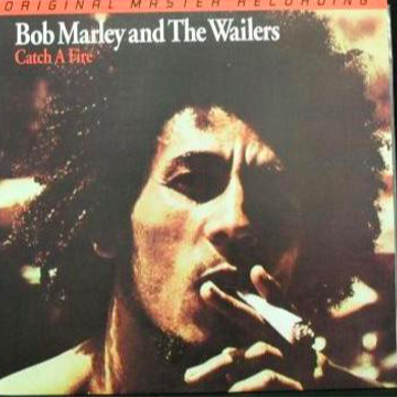 Catch a Fire - MFSL Limited Numbered 200g Anadisq