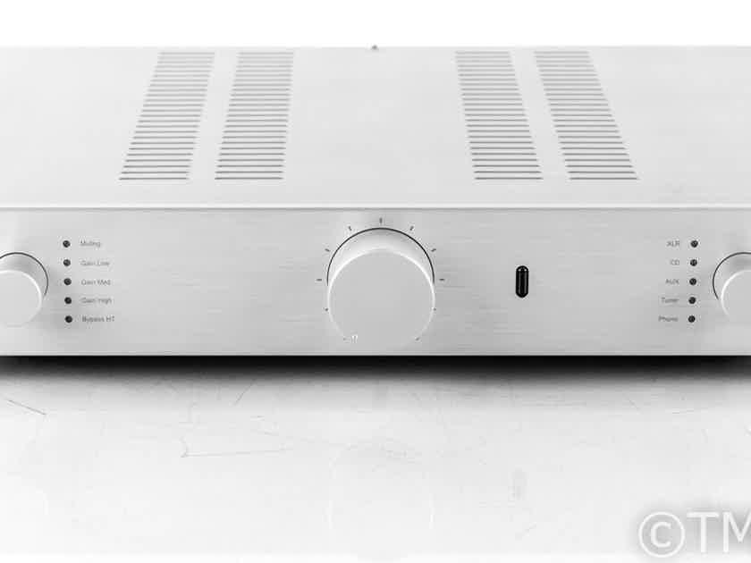 Octave HP-300 SE Balanced Stereo Tube Preamplifier; HP300SE; MC Phono; Remote (22830)