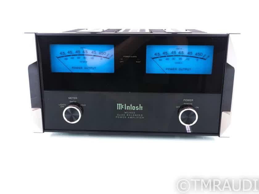 McIntosh MC452 Stereo Power Amplifier; MC-452 (20487)
