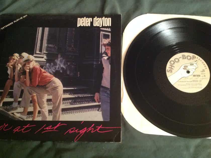 Peter Dayton  Love At 1st Sight Ric Ocasek Producer