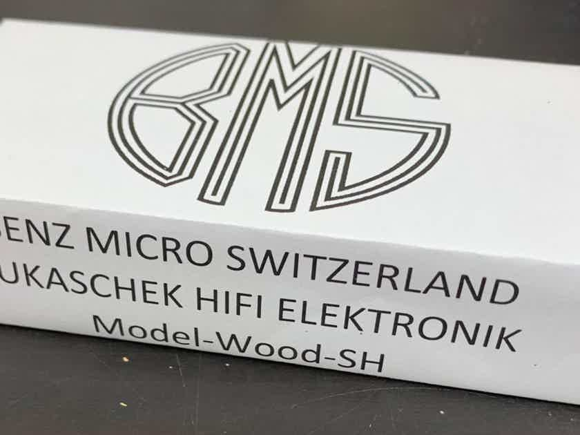 Benz Micro Wood SH Brand New!!