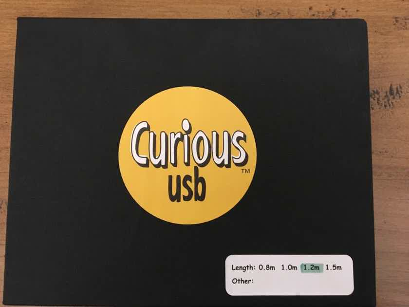 Curious Cables 1.2 meter USB cable