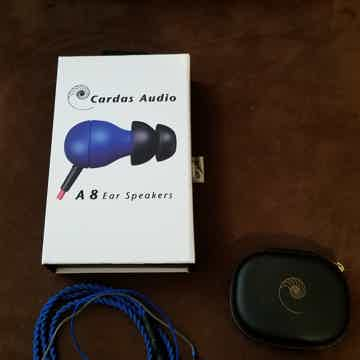 A8 Ear Speakers