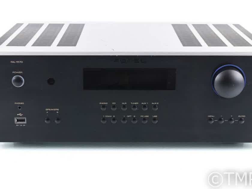 Rotel RA-1570 Stereo Integrated Amplifier; RA1570; MM Phono (No Remote) (21122)