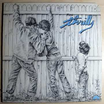 Thrills - First Thrills  - 1981  G & P Records Inc. GP ...