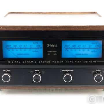 MC7270 Vintage Stereo Power Amplifier