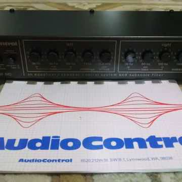 AudioControl Model 520 Series B